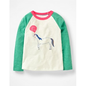 Fun Raglan T-shirt