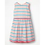 Stripy Organza Dress
