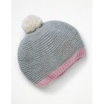 Textured Knitted Beret