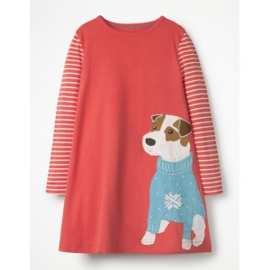 Pet Applique Dress