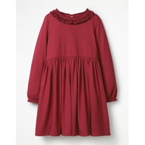 Supersoft Jersey Ruffle Dress