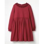 Supersoft Jersey Ruffle Dress