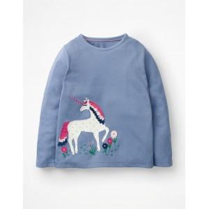 Unicorn Flutter T-shirt