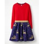 Reindeer Knitted Dress