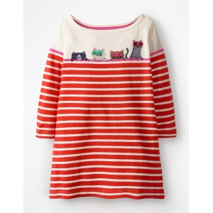 Stripy Applique Tunic