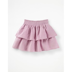 Ruffle Tiered Skirt