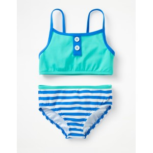 Stripy Bikini Set