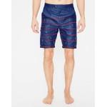 Board Shorts - Anchor Stripe