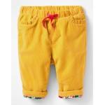Applique Pocket Cord Trousers