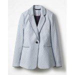Lilah Cotton Blazer