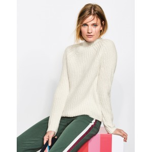 Isabella Sweater - Ivory