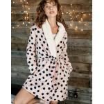 Cosy Dressing Gown - Milkshake Spot