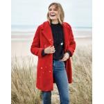 Hereford Coat - Poinsettia