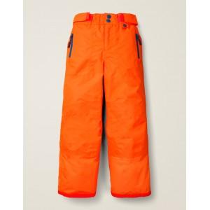 All-Weather Waterproof Pants - Techno Orange