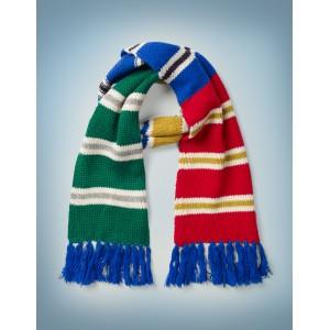 Hogwarts Houses Scarf - Multi Stripe