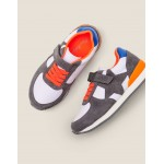 Suede Sneakers - Charcoal Grey