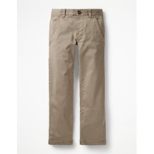 Chino Pants - Nutty Brown