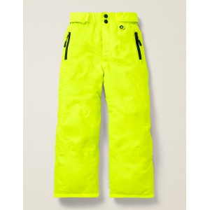 All-Weather Waterproof Pants - Safety Yellow
