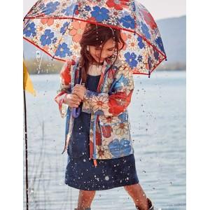 Printed Umbrella - Mini Jumbo Sixties Floral