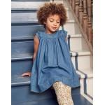Easy Everyday Dress - Chambray