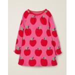 Printed Tunic - Pink Sorbet Apples