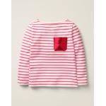 Fun Breton - Ivory/Sorbet Pink London