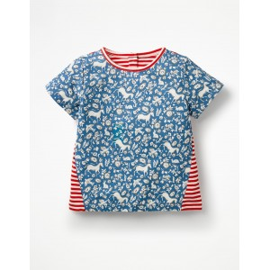 Hotchpotch Printed T-shirt