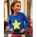 Happy Days Jumper - Duke Blue Star
