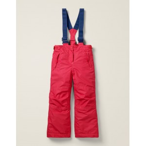 All-Weather Waterproof Pants - Summer Poppy Red