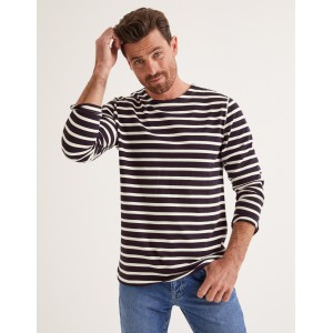 Chichester Mariner - Navy/ Ecru Stripe