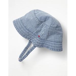 Woven Reversible Hat - Duke Blue