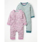 Pretty Twin Pack Rompers