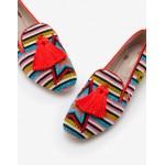 Evelina Beaded Slippers