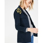 Ruby Embroidered Jacket