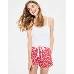 Suzie Pj Shorts - Strawberry Split, Cherry