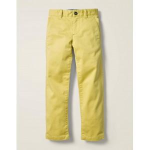 Chino Pants - Buttercup Yellow