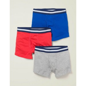 Jersey Boxers 3 Pack - Colourblock