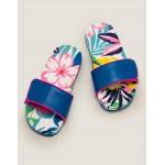 Pool Slides - Multi Tropical Bloom