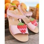 Beach Sandals - Boto Pink Strawberry