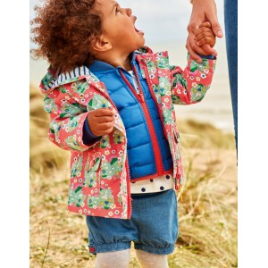 Printed 3-In-1 Jacket - Multi Duckling Daisy