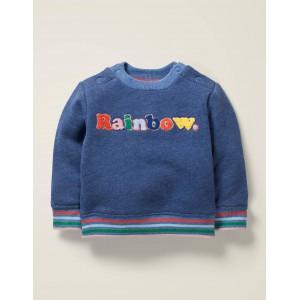Cosy Sweatshirt - Sky Blue