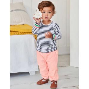 Breton T-Shirt - Peach Melba/Boto Pink