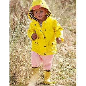 Duckling Coat - Sunshine Yellow