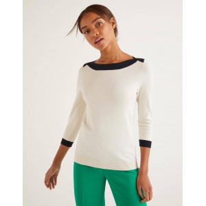 Gloucester Sweater - Ivory