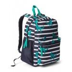 Stripe Dino Junior Backpack