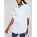 Stripe Long and Lean Shirt 2.0