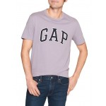 Embroidered Arch Logo T-Shirt in Jersey