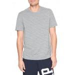 Stripe T-Shirt in Stretch Jersey