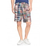 10&#34 Lived-In Shorts in Patchwork