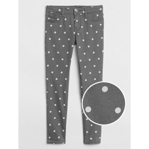 Superdenim Dot Jeggings with Fantastiflex